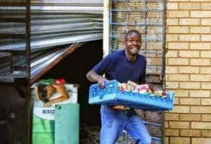 Fresh photos of protests and looting in South Africa