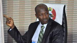 32 human and corporate entities stole N1.3 trillion in four years, says Magu