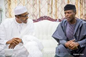 How I work with President Buhari, by Osinbajo
