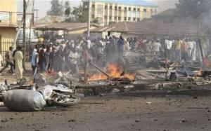 Maiduguri attacked, Army claims upper hand