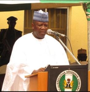Pounding for Zamfara Governor. Praises for Senate over Meningitis