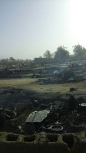 Bombing claims 5 lives in Maiduguri, 20 injured