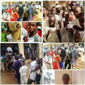 Authentic votes in Nigeria and the finger of God