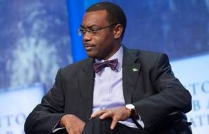 Jonathan praises award-winning former minister and AfDB President, Adeshina