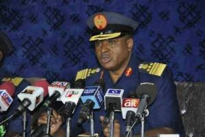 We are loyal to constitution, not part of alleged coup plot, says Air Force