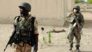With soldiers everywhere, we are effectively in state of emergency, says Dogara