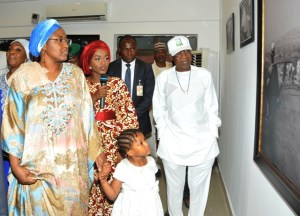 Photo exhibition by Buhari's daughter is game-changer for creative industry, says Lai Moh'd