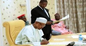 No hiding place for looters in Dubai, others as Buhari signs agreements, extradition treaty with UAE