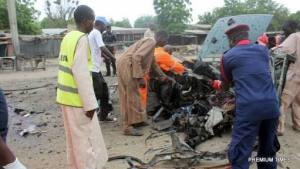 Troops Kill Suicide-Bomber at Muna Garage