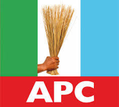 Photo: Between an APC Vice President and an APC Governor