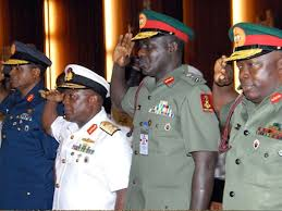 To boost soldiers morale; service, security chiefs in Maiduguri for Independence Day anniversary
