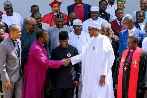 Buhari promises to right injustice and insecurity; says corruption now has cultural dimension