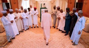 Buhari's appointments and federal character