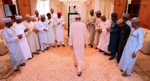 Buhari gets surprise visit on 75th birthday