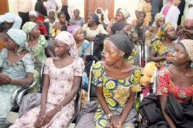 Another Chibok girl found by troops in Borno