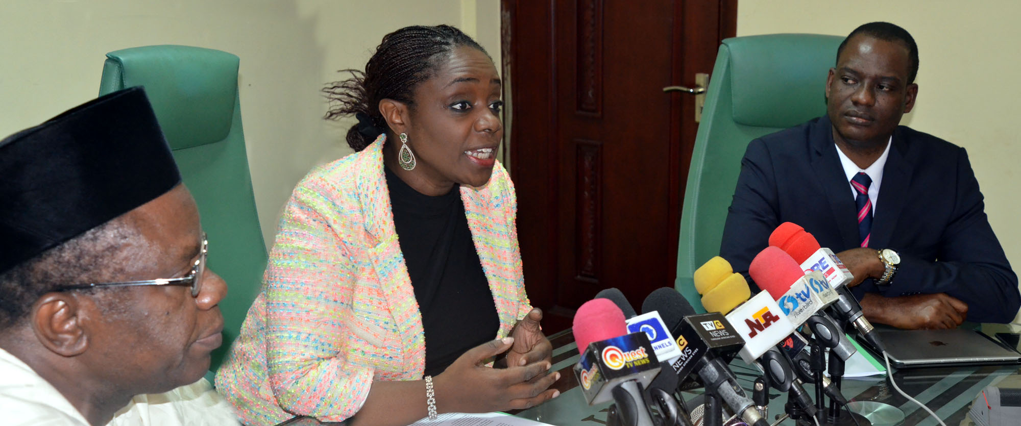Adeosun: PDP Asks NASS To Investigate N10 Trillion Sleaze By Presidency Cabal