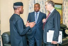 Investing in Nigerians,  key to economic growth, says Osinbajo