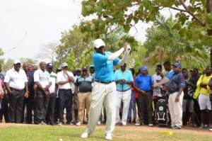 Nigeria, Ghana, Senegal golfers storm Benue for Mark @ 70