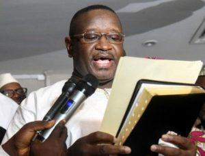 Bio sworn-in as Sierra Leone's new President; Buhari congratulates
