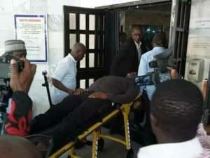 Melaye's trial in alleged false information case suffers setback