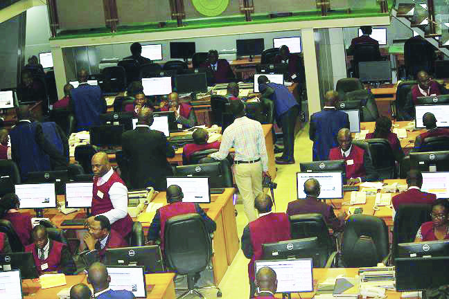 Negative Monday for Nigerian stocks, N150 billion lost