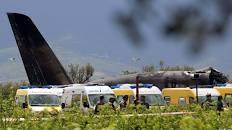 257 die in Algerian air crash