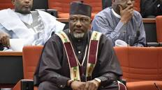 Breaking…Again, Dino Melaye arrested; this time, by Police