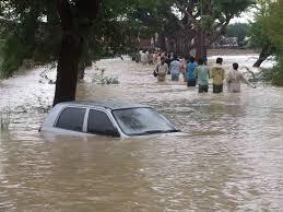 Onitsha Flood: 8 years old swept away