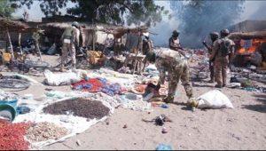 US, UN condemn Damboa attacks that took 32 lives, leaving 84 injured
