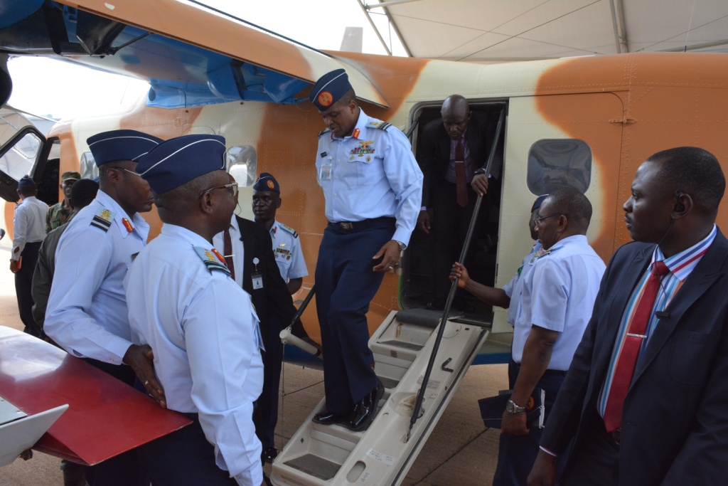 Reactivation of Immigration aircraft by Air Force reaches advanced stage