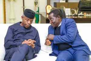We shall not allow ourselves to be dragged into our gory past – Lalong