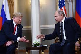 Trump, Putin meeting off to a good start; Trump defends Russia on US Elections
