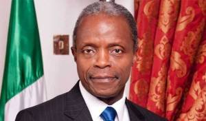 Only prayers will make the difference in Nigeria, says VP