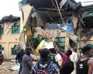 We followed due process to demolish Ayefele's building, claims Oyo Govt