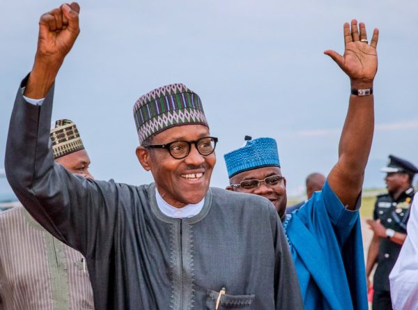 Buhari is winner of presidential election, thanks Nigerians