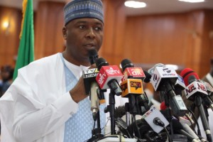 Saraki Urges INEC, Security Agencies, Stakeholders To Ensure Credible Elections