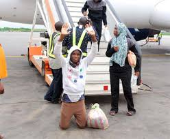 24 trapped Nigerians trapped in Libya refuse to return as 9,438 Nigerians so far repatriated by the FG