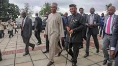 Saraki Lauds Akwa Ibom Gov for Refusing to Be Distracted