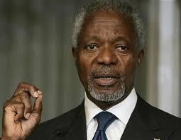 Jonathan, Saraki, Dankwambo mourn Annan, extol his virtues