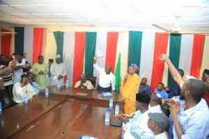 David Mark in Kebbi, Sokoto, Jigawa, Says Nigeria must be rescued from misery