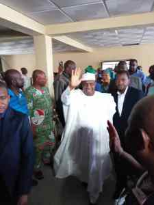 2019: Tambuwal rounds up tour of South-East in Owerri amidst agitation for restructuring, state creation