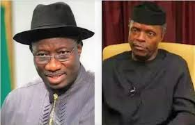 Vice President Osinbajo Wants to Use Dr. Jonathan to Distract Attention From His Indictment for Corruption