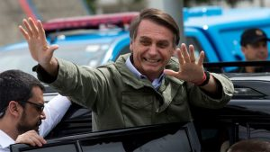 I Jair Bolsonaro takes over in Brazil