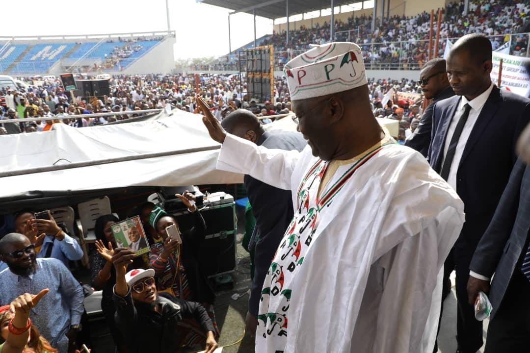 Atiku, PDP and Their Drama Troupe