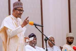 President Buhari frowns at killings in Southern Kaduna