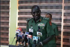 (Opinion) Buratai, please, don't brutralise Nigerians