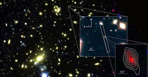 Do you think man can ever search out the universe's limits? Then read this