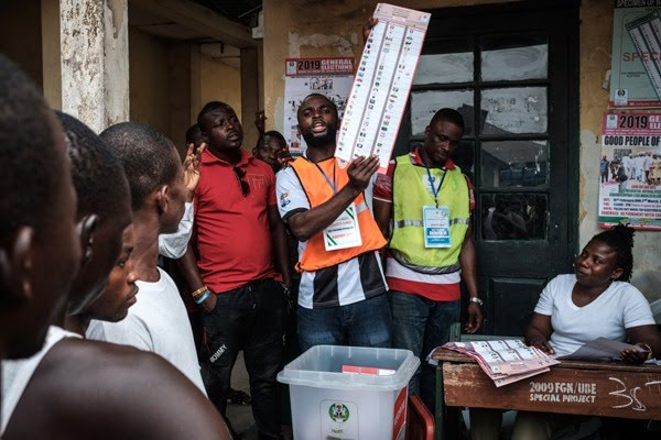 Human Rights Watch releases damning report on elections; wants Buhari to probe, ensure justice