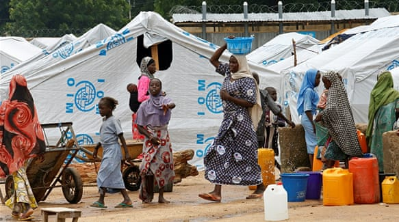 After escaping Boko Haram, Nigerian IDPs addicted to Tramadol