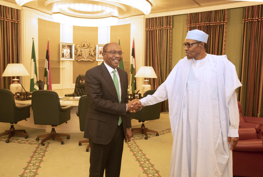 Emefiele in Villa after leaked tapes;  FG considers Black-book for AMCON debtors; Senator Shehu Sani's rib-cracker; NLC visits, Ngige flees office for Villa to inaugurate NSITF Board; Hitches greet UTME candidates, JAMB apologises….